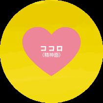 ココロ(精神面)